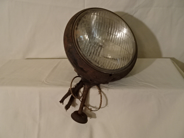 Antique Driving Lamp